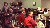 Cameras in the courtroom