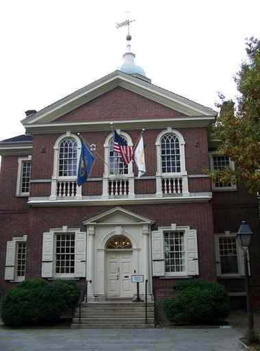 Carpenter's Hall, Philadelphia
