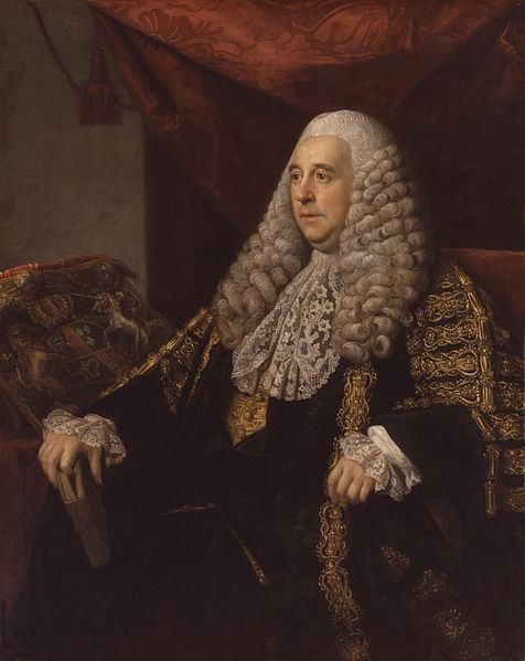 Charles Pratt, Lord Camden