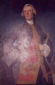 Colonel Henry Tucker