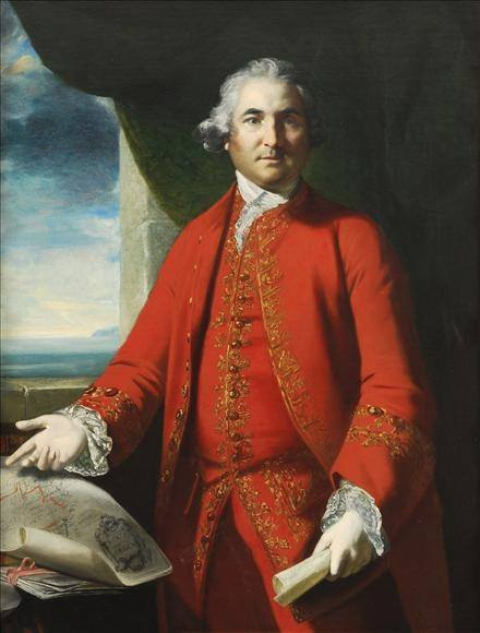 Colonel Isaac Barr