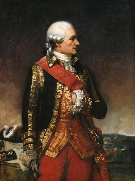Jean-Baptiste Donatien de Vimeur, the Comte de Rochambeau
