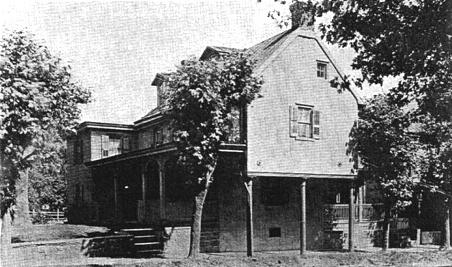 Crooked Billet Tavern, Hatboro, Pennsylvania