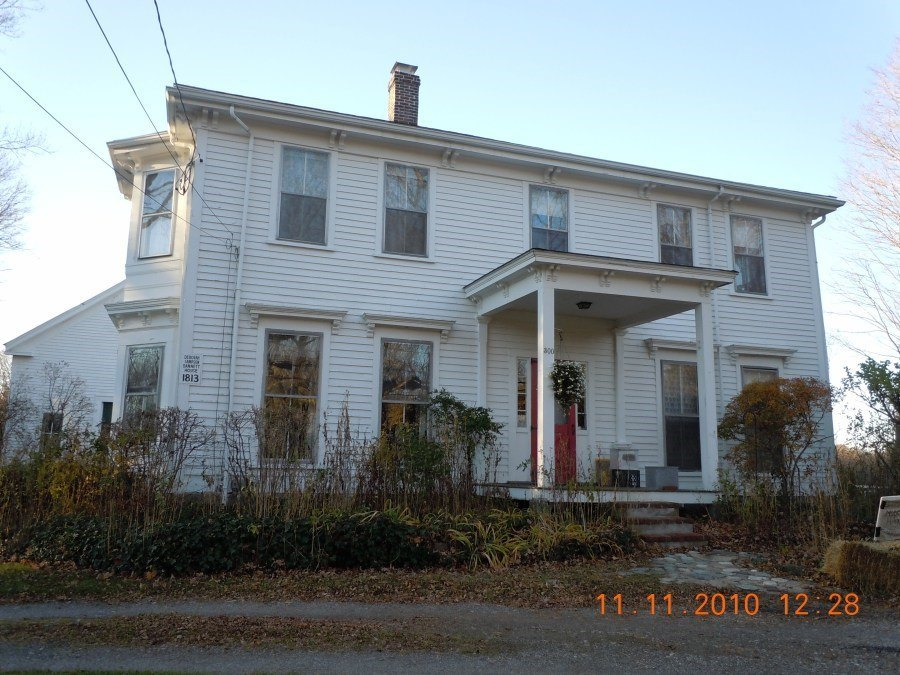 Deborah Sampson House