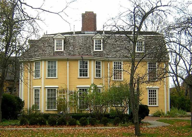 Dorothy Quincy House, Quincy, Massachusetts