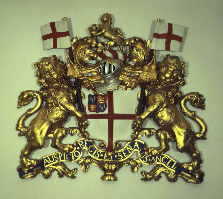 Emblem of the British East India Company