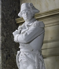 Ethan Allen Statue, Statuary Hall, US Capitol