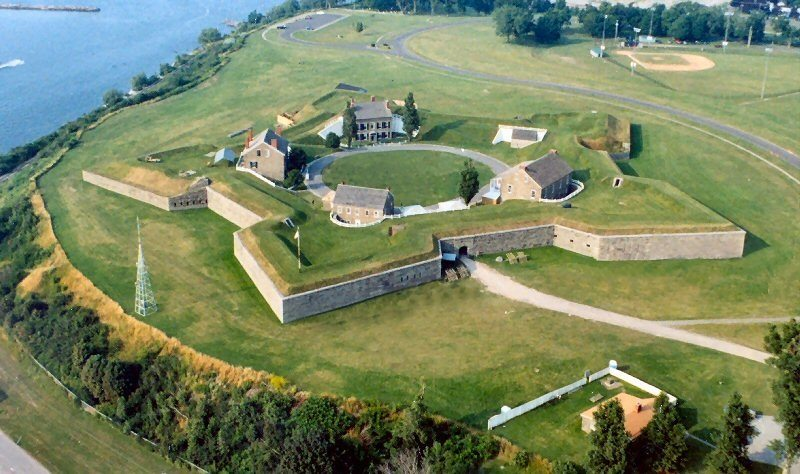 Fort Ontario, Oswego, New York