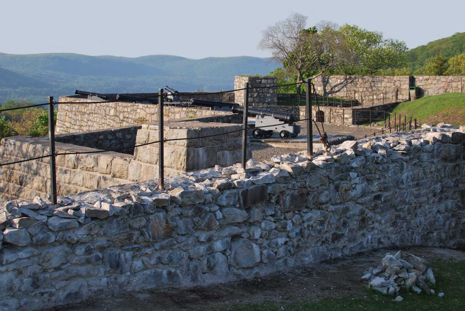 Fort Putnam at West Point