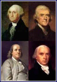Founding Fathers Of The United States Of America - List of the founding fathers of the united states