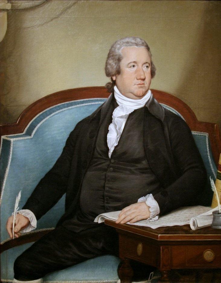 Frederick Muhlenberg by Joseph Wright, 1790