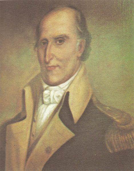 Brigadier General Andrew Pickens