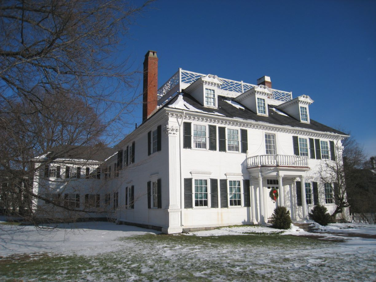 Governor John Langdon House, Portsmouth, New Hampshire