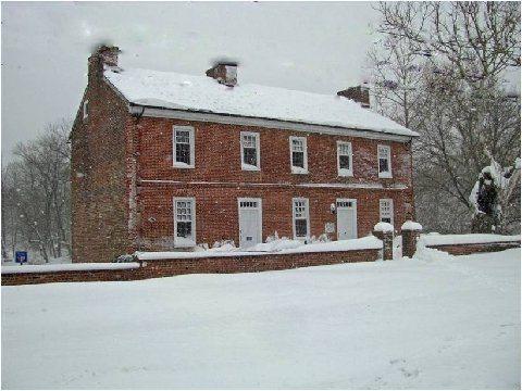 Hale-Byrnes House, Newark, Delaware