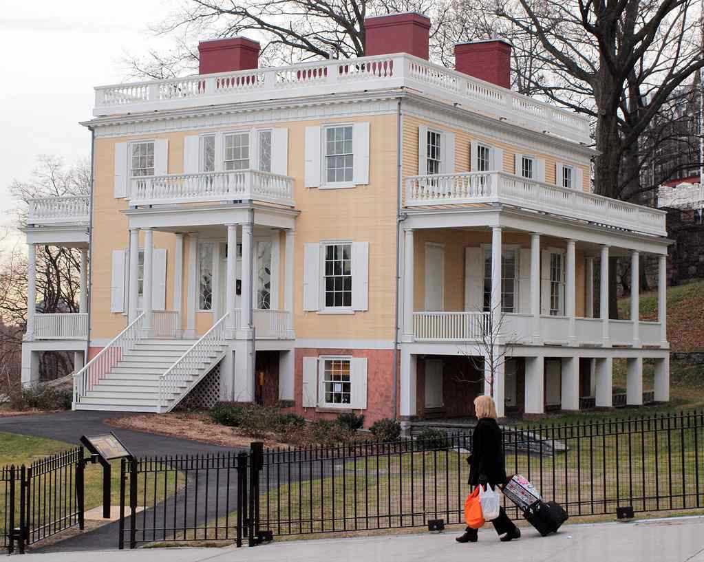 Hamilton-Grange House, Home of Alexander Hamilton, New York City