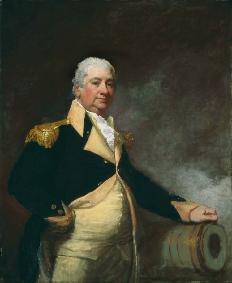 General Henry Knox by Gilbert Stuart