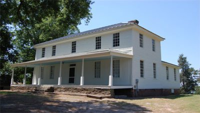 Hopewell Plantation, Clemson, South Carolina