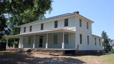 Hopewell Plantation, Clemson, South Carolina
