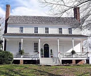 The House in the Horseshoe near Sanford, North Carolina