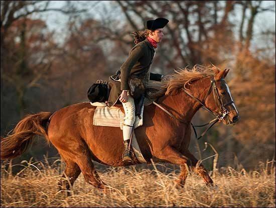 Jack Jouett's Ride
