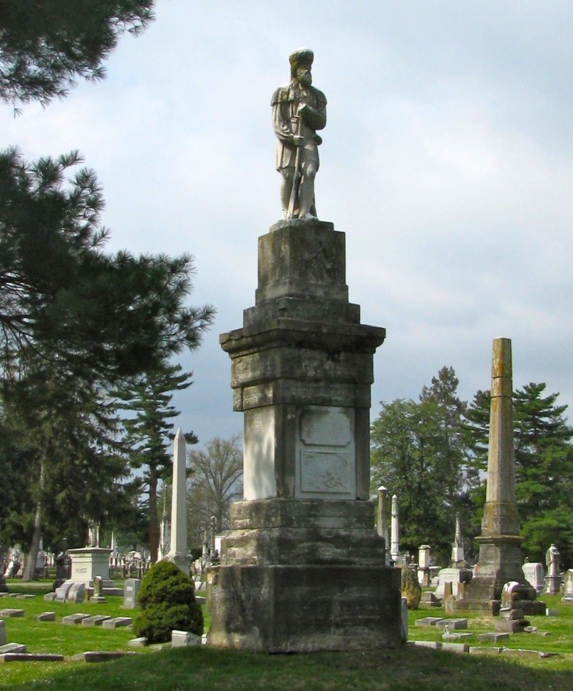James Estill Memorial, Richmond, Kentucky