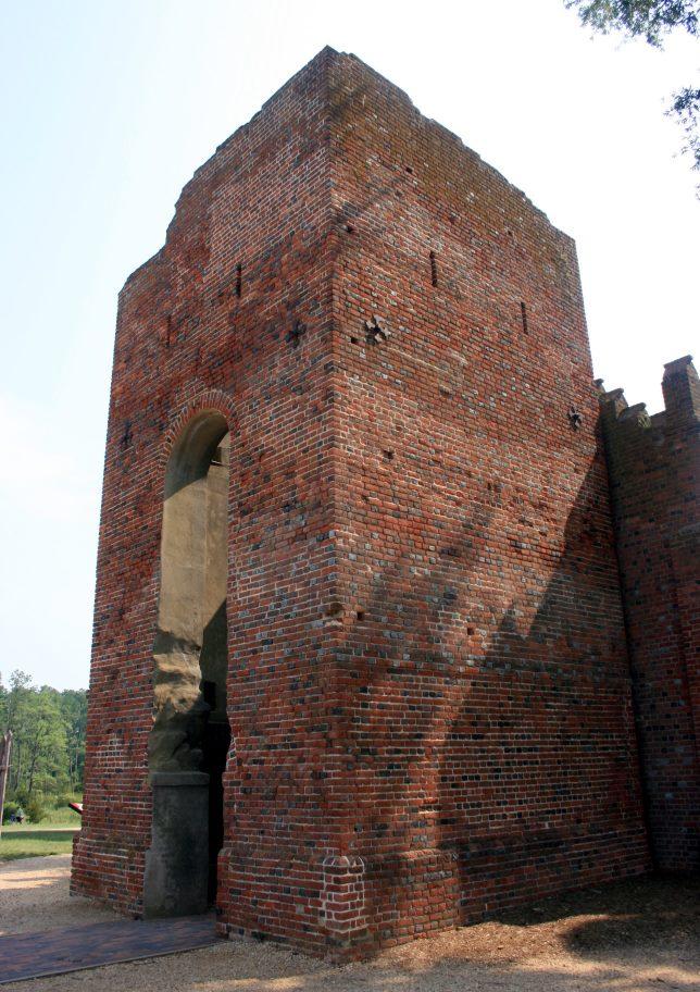 Jamestown Church, Jamestown, Virginia