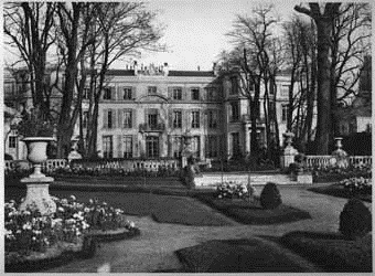 John Adams home at Auteuil, France