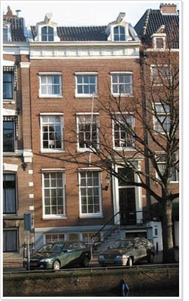 John Adams home, Amsterdam