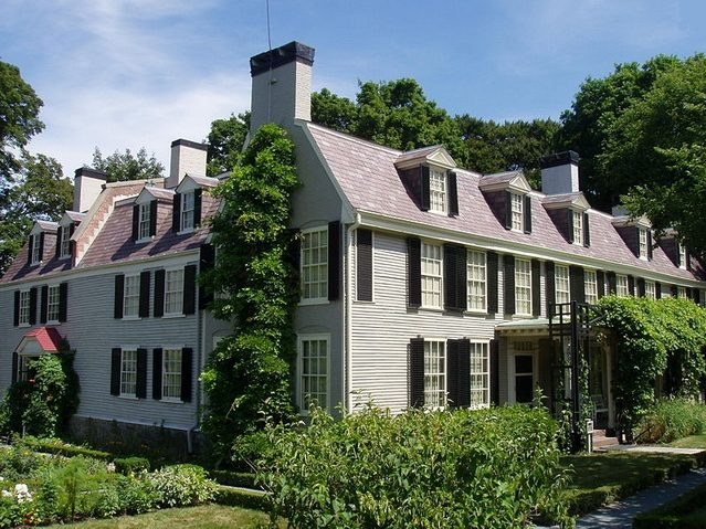 Peacefield, Home of John Adams, Quincy, Massachusetts