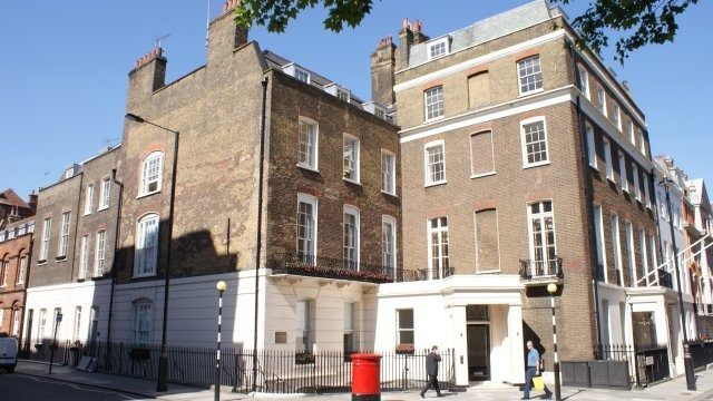 John Adams House, Grosvenor Square, London