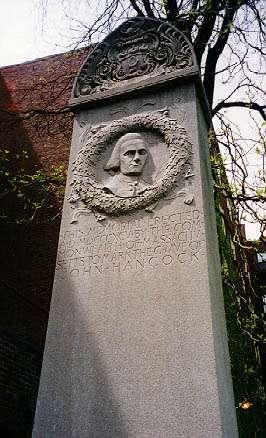 John Hancock Grave