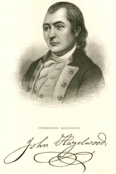 Commodore John Hazelwood