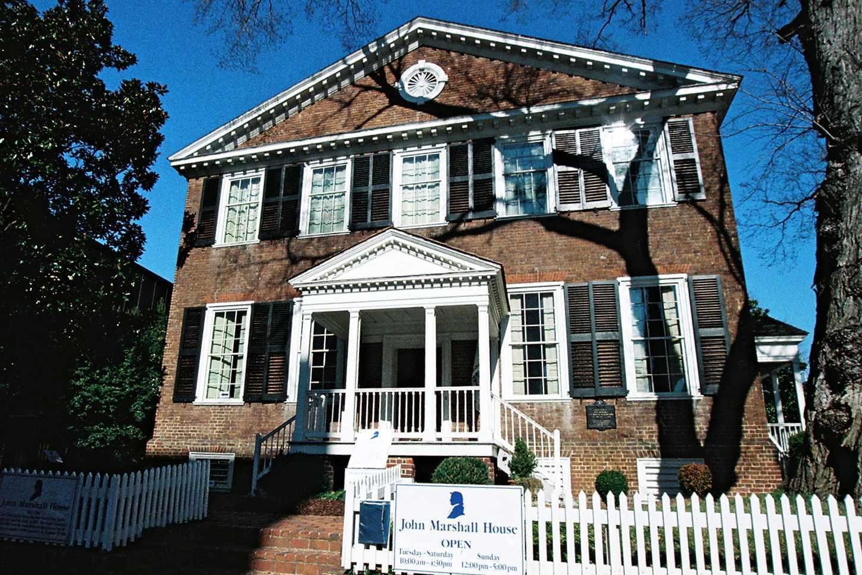 John Marshall House, Richmond, Virginia