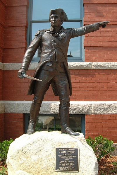 John Stark Memorial, Manchester, New Hampshire