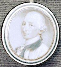 South Carolina Royal Governor Josiah Martin