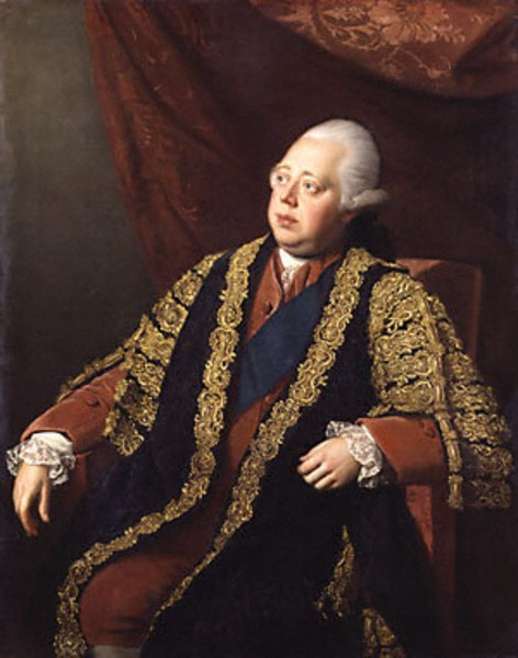 Prime Minister, Lord Frederick North