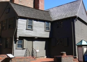 Paul Revere House - Boston