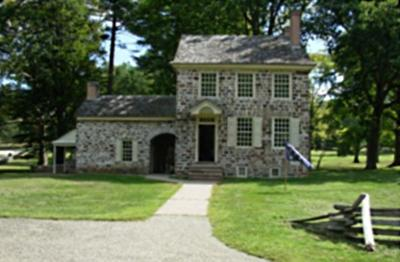 Isaac Potts Home - Valley Forge, Pennsylvania