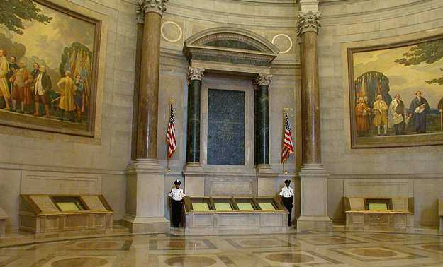National Archives - Home of the Declaration of Independence