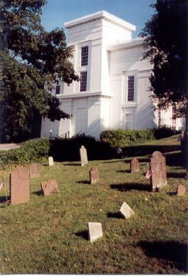 Old Whalers Presbyterian Church, Sag Harbor, New York