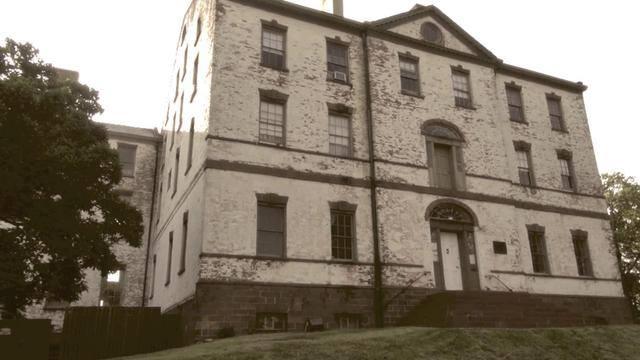 Proprietary House, Perth Amboy, New Jersey
