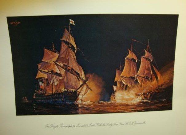 Randolph vs Yarmouth by Allen & O'Hara