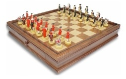 Revolutionary War Chess Set