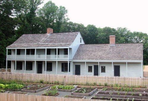 Rockingham House, Kingston, New Jersey