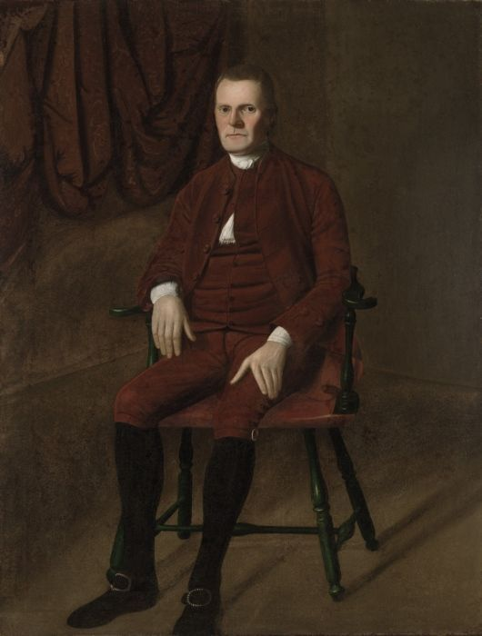 Roger Sherman by Ralph Earl