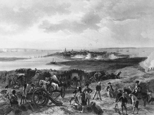 Siege of Charleston, 1780