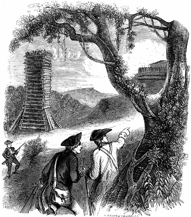 Siege of Fort Watson