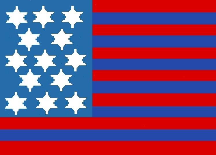 Simcoe Yorktown Flag
