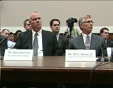 Solyndra executives plead the 5th