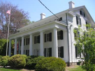 Thaddeus Burr Home